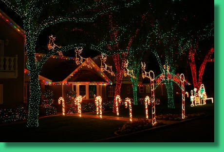 Arizona Paths - Features : Arizona Christmas Lights